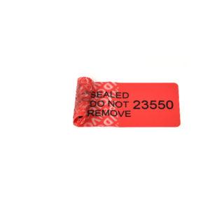 Security Labels ZT-88