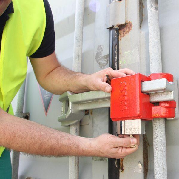 Cobra Container Lock Abloy® PL-358T