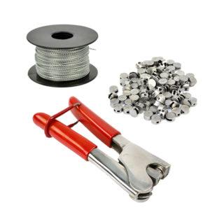 Set Sealing Plier + Sealing Wire + Lead Seals