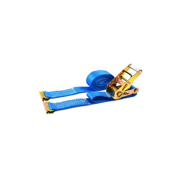 Ratchet Strap Two-piece 50 mm 1,000/2,000 daN Rail Clip